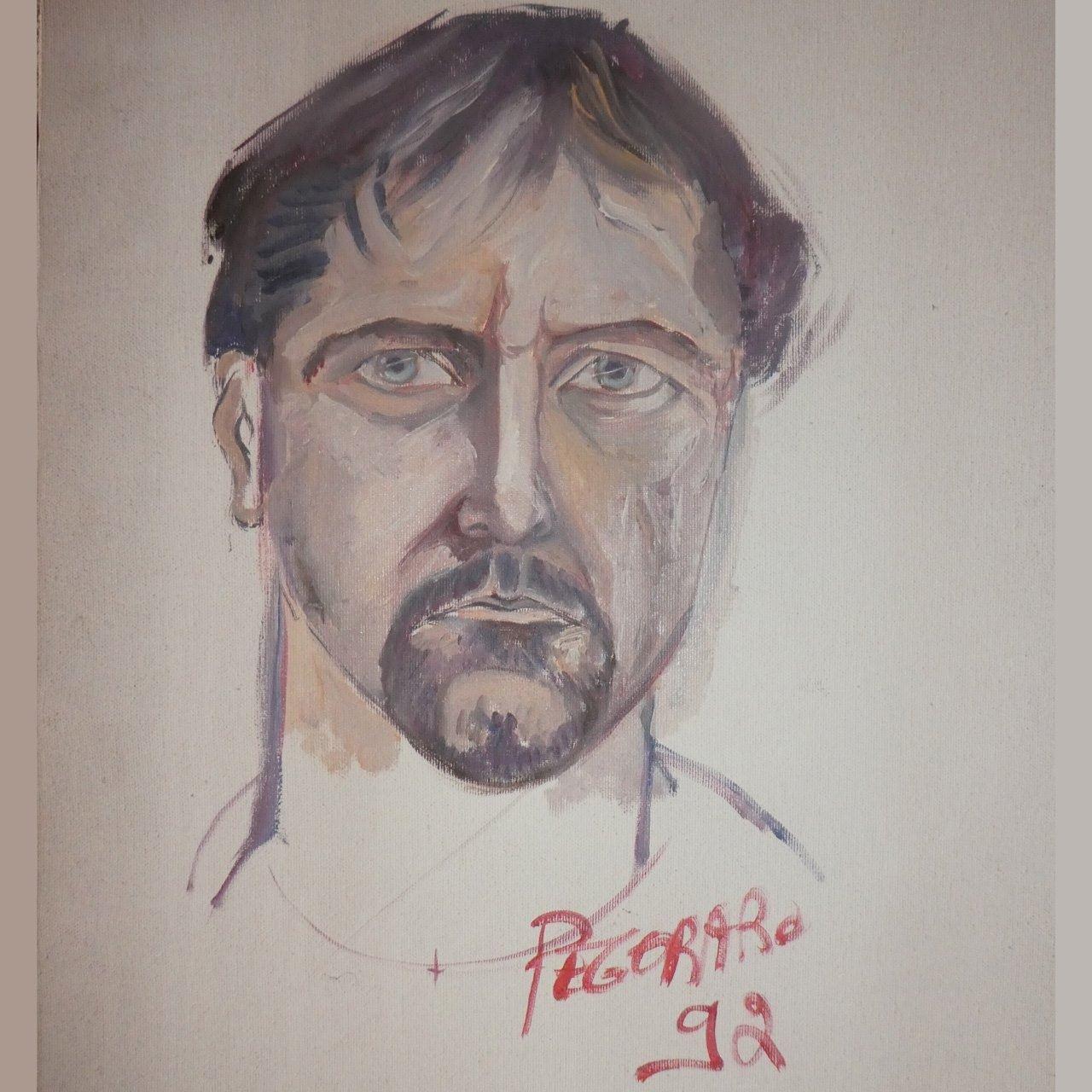 Portrait Sereno Pegoraro